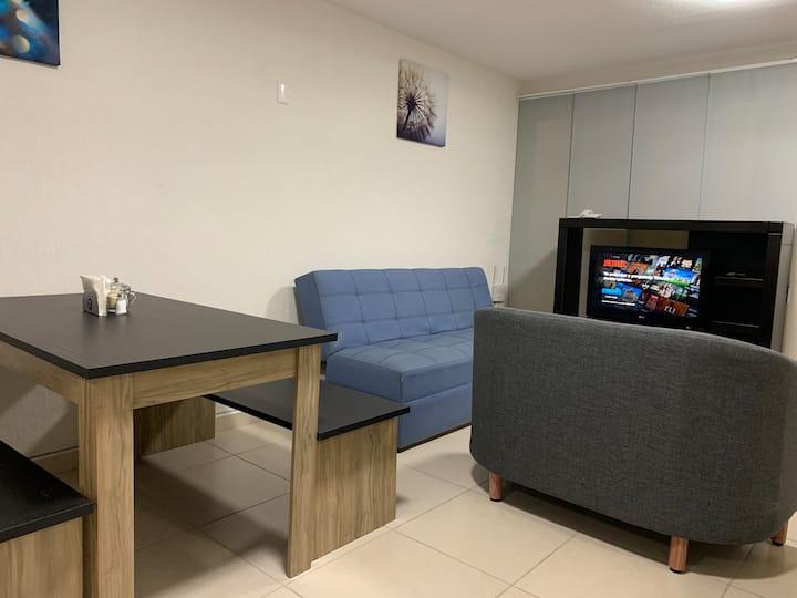 Acogedor departamento CDMX / Cozy apartment CDMX