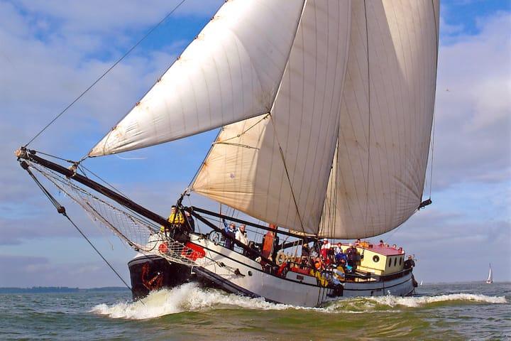 Sailing 'Liberté' Amsterdam