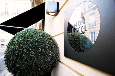 Chambre Cosy pour une escapade Chic et Romantique - Párizs - Butikhotel