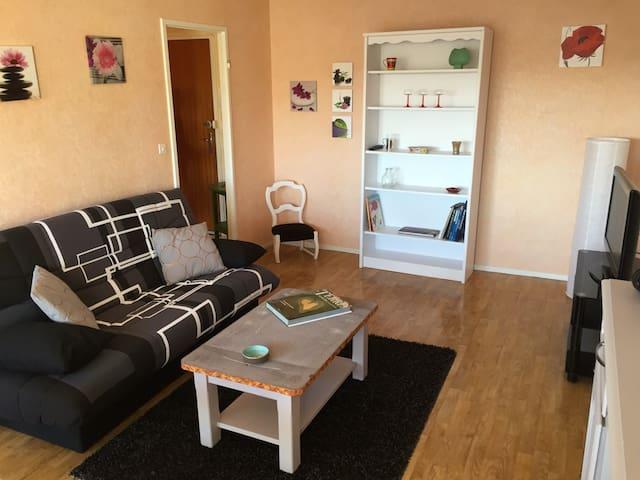 Beau et lumineux logement familial - Aurillac - Apartamento
