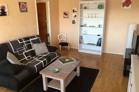 Beau et lumineux logement familial - Aurillac - 公寓
