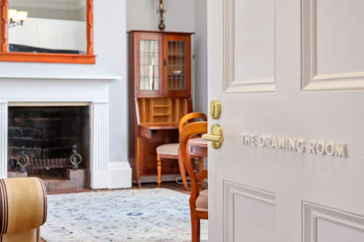 The Drawing Room | 258 Macquarie Street
