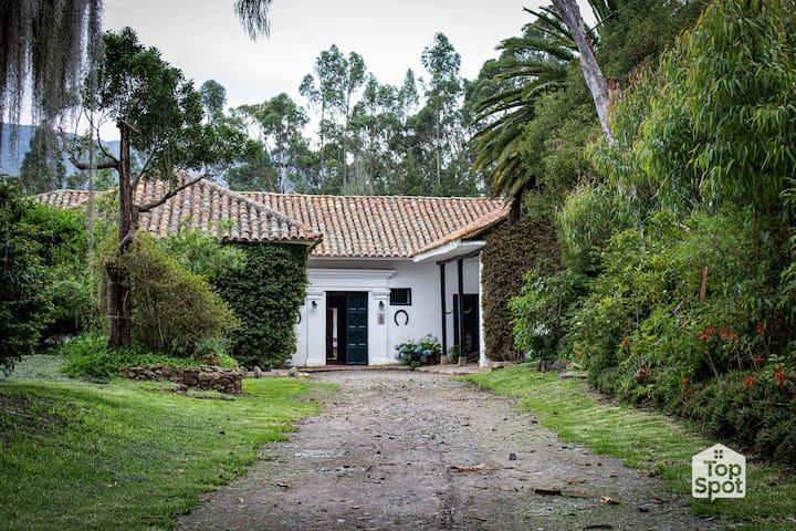 Famous & Historic: Hacienda La Cabaña!