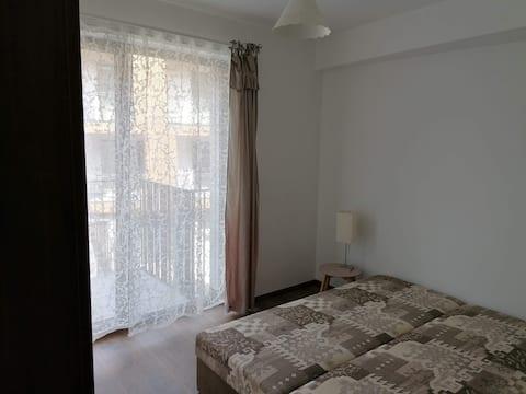 Appartement 2 pièces en ultra centre