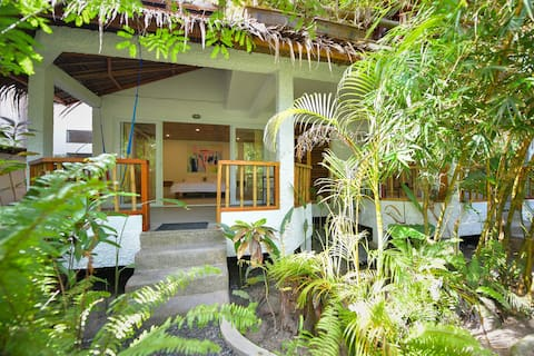 Bamboo Bungalows Rest House (AC1) by White Beach