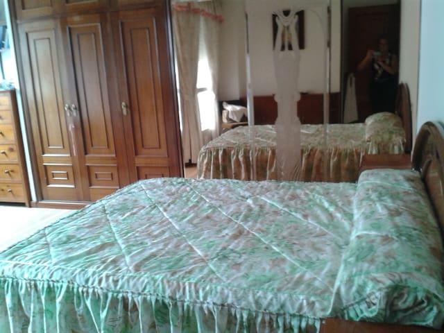 DUPLE c/terraza, barbacoa y anexo - Vilagarcía de Arousa - Apartamento