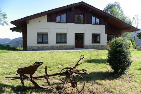Casa Entera Parque Natural Gorbeia - Bizkaia - 獨棟