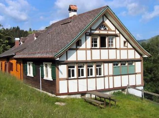 Appenzeller Ferienhaus 'Eugst'