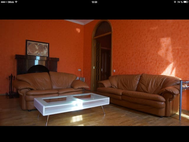 Fine 4-rooms apartment (3 bedrooms) - Kiew - Wohnung