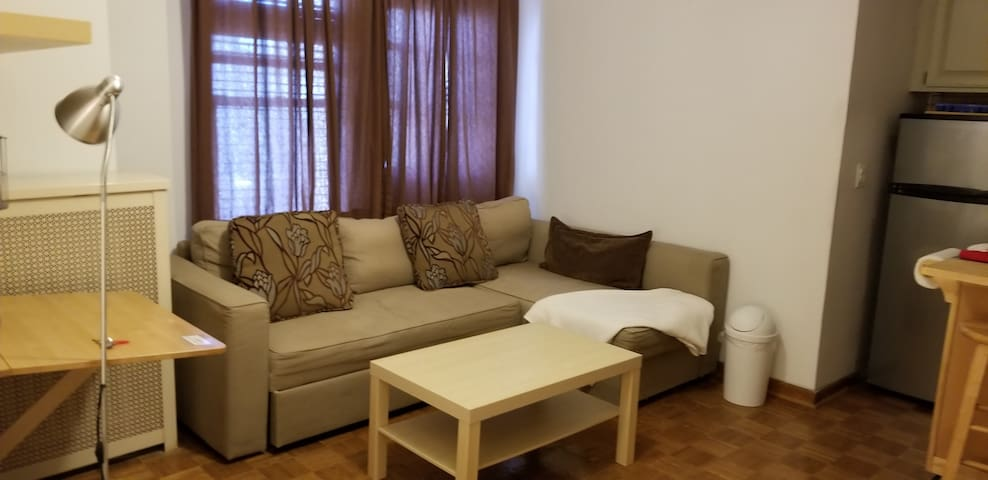 Furnished Gold Coast Studio #425
