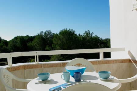 Apt. in Mallorca South.WiFi,terrace,garden & pool. - Llucmajor