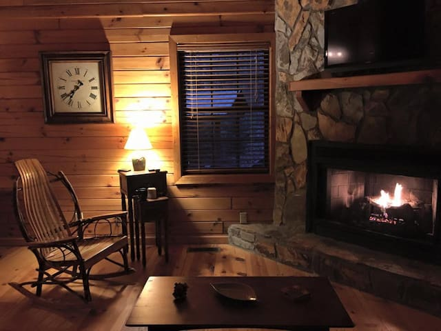 Cozy & Comfortable Cabin - Blue Ridge - Cabana