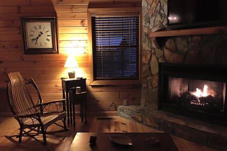 Cozy & Comfortable Cabin - Blue Ridge