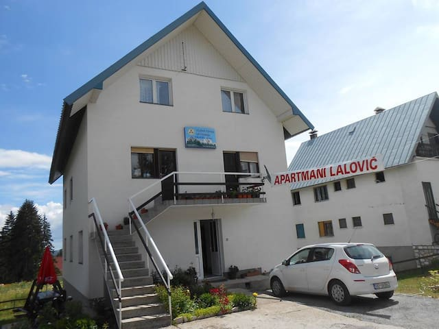 Apartments Lalovic  - Žabljak - Appartement