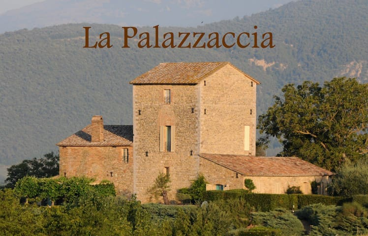 Stunning Umbrian Villa with pool - Pierantonio - Вилла