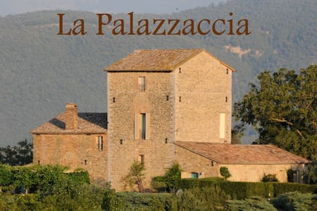 Stunning Umbrian Villa with pool - Pierantonio - วิลล่า
