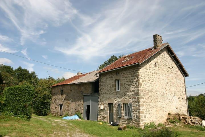 Maison familliale de caractère  - Bersac-sur-Rivalier - Dom