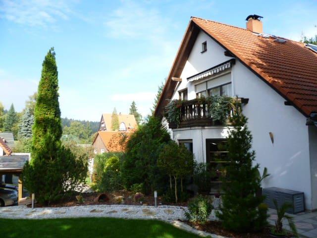 Urlaub im Zittauer Gebirge - Jonsdorf - Leilighet