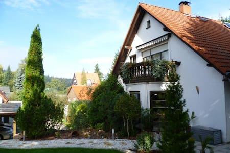 Urlaub im Zittauer Gebirge - Jonsdorf