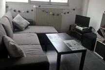 Appartement 2 pièces 30 m² à Stalingrad