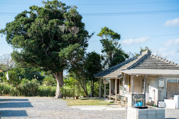 The Old Folk House ★BBQ Guest House Amesoko Hills★