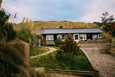Chalet in sand dunes next to beach - Norwich - Chalet