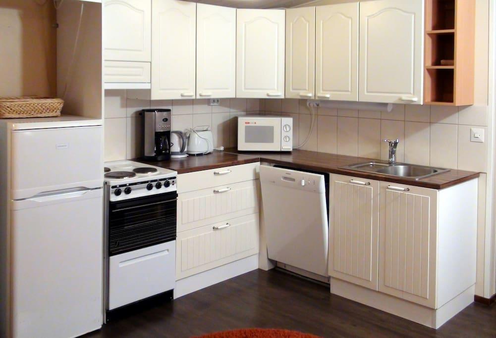 49 keittiö, kitchen, кухня