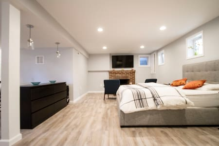 Discounted Pvt Basement Suite/Free Pkg /AU Park/TT