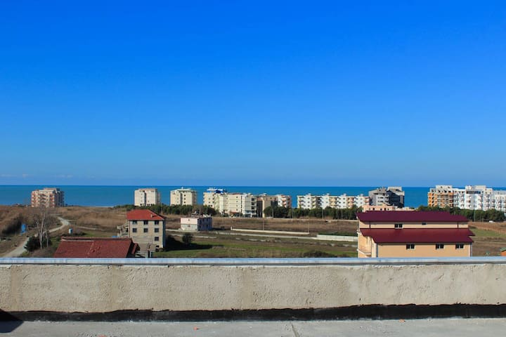Beach studios for 4 people - Qerret - Qerret, Kavaje, - Apartemen
