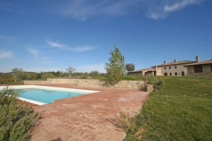 Fornacino - Fornacino 4, sleeps 2 guests - Castelnuovo Berardenga