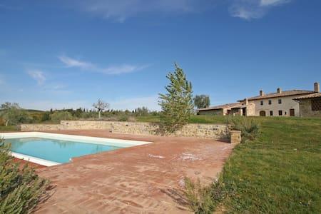 Fornacino - Fornacino 4, sleeps 2 guests - Castelnuovo Berardenga - Huoneisto
