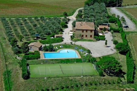 A paradise near  Tuscany and Umbria - Castiglione del Lago - Wohnung