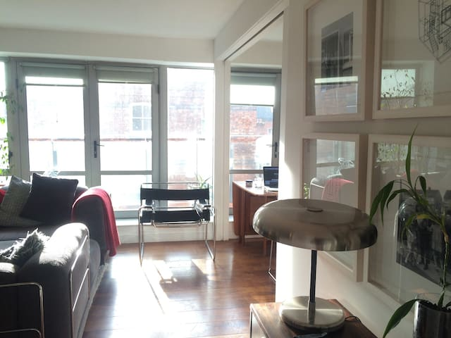Charming Apartment, Central & quiet - Dublin - Wohnung