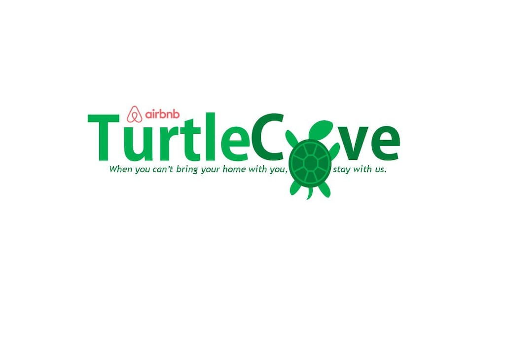 """When you can't bring your home with you, stay with us.""  Please read the listing information carefully so you will know if Turtle Cove is a good fit for your or your group.  We hope it is!"