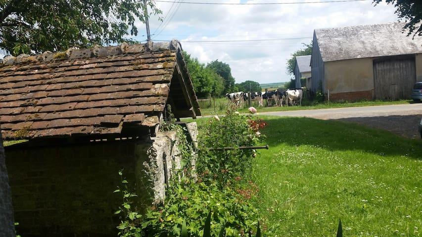 The Barn, Hameau de Ribeauville, Oudeuil .