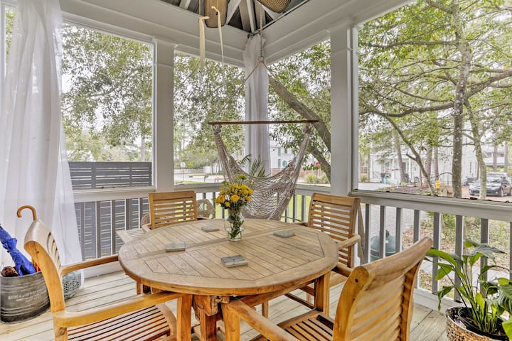 Charming Home w/ Pool in Heart of Grayton Beach!