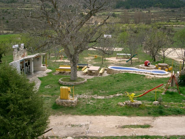 Alojamiento rural Casa Caravaca - Moratalla - House