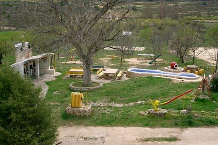 Alojamiento rural Casa Caravaca - Moratalla - Hus