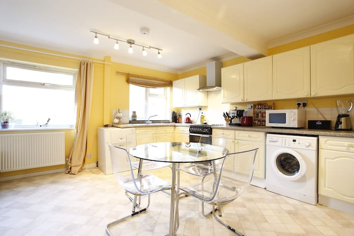 Great London House, 25mins to City - Woodford - Huis