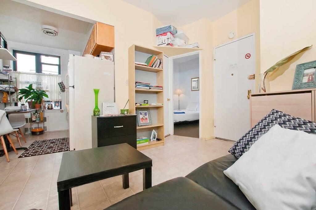 Cozy Room in NY/10min to Manhattan