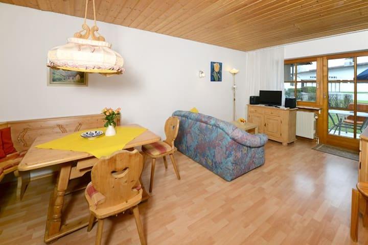 Wohnung im Herzen von Reit im Winkl - Reit im Winkl - Apartemen