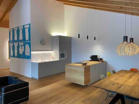 Penthouse Chalet-Stil | Toplage See Gondel | Sauna