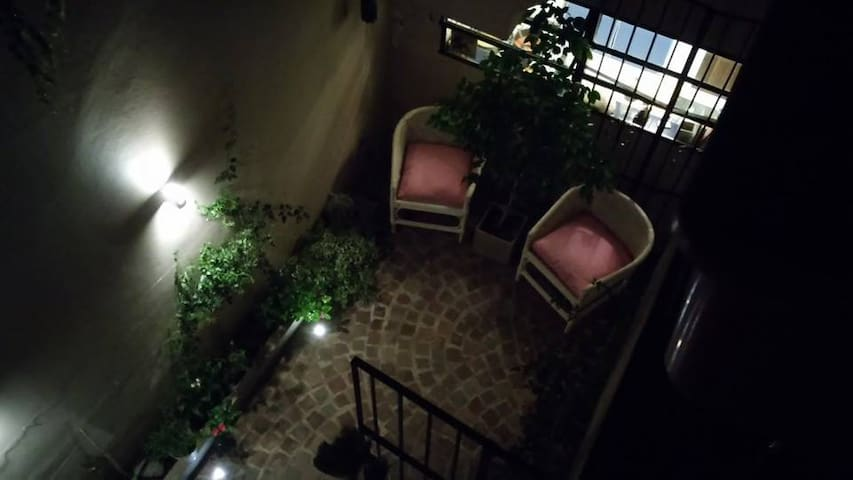 Beautiful loft near Palermo