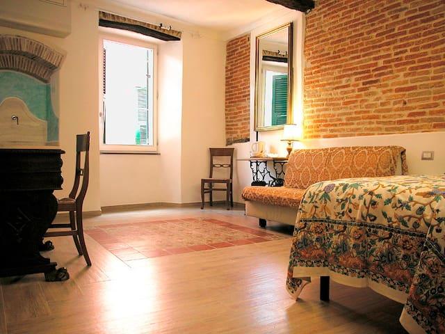 Sea view suite in central Vernazza - Vernazza - Apartment