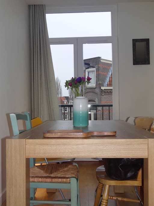 Dining room table with room for 4
