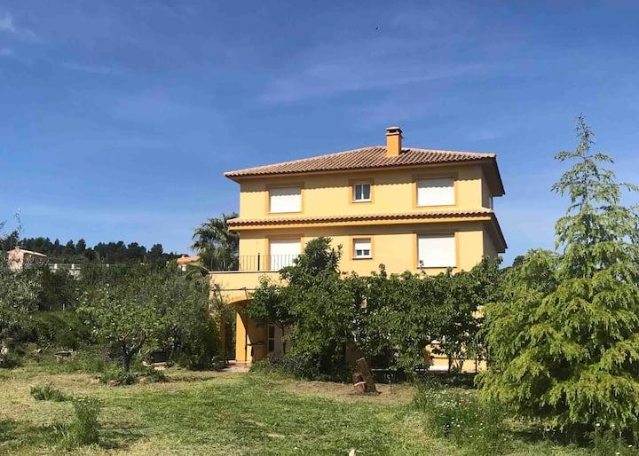 Casa en la sierra de Aitana, Penáguila 300€ la sem