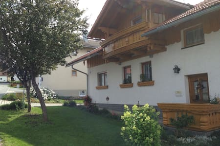 Gemütliche Ferienwohnung - Sankt Oswald-Riedlhütte - Pis