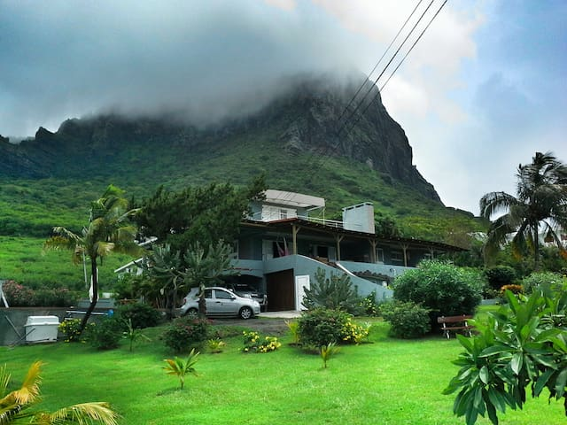 Comfortable apartments in Le Morne - Le Morne - Vila