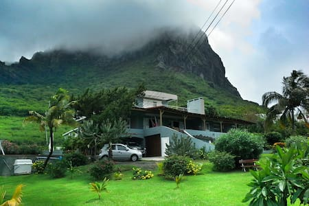 Comfortable apartments in Le Morne - Le Morne - Villa