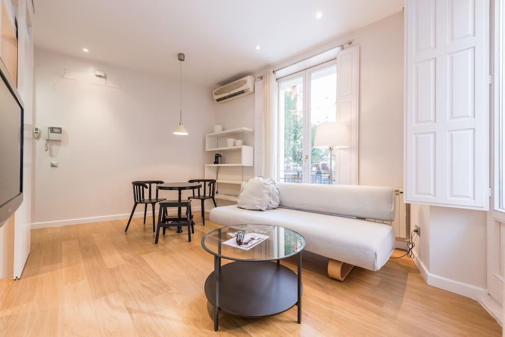 Plaza mayor deluxe estudio 3pax apartamentos en alquiler en madrid comunidad de madrid espa a - Apartamentos alquiler madrid baratos ...